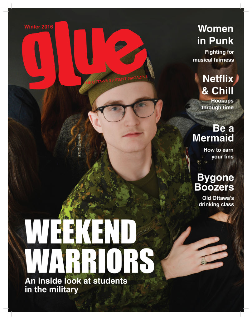 Glue Magazine latest issue