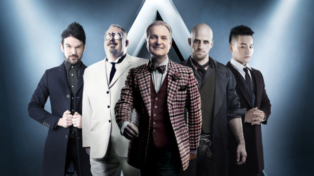 Mar 31, 2018, The Illusionists