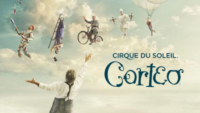 Jul 1, 2018, Cirque Du Soleil: Corteo