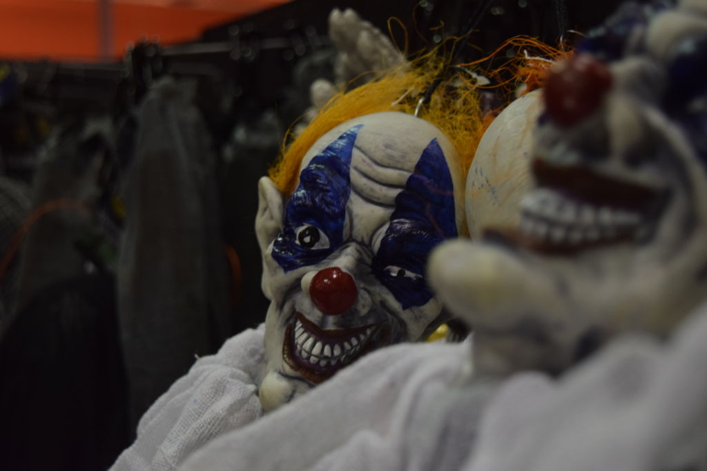 Photo of toy clown