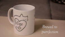 Photo of Feline Cafe mug
