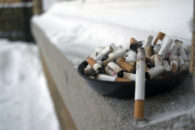 Photo of ashtray
