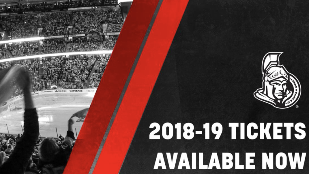 Ottawa Senators Games
