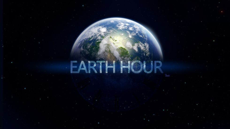 Earth Hour - March 30th