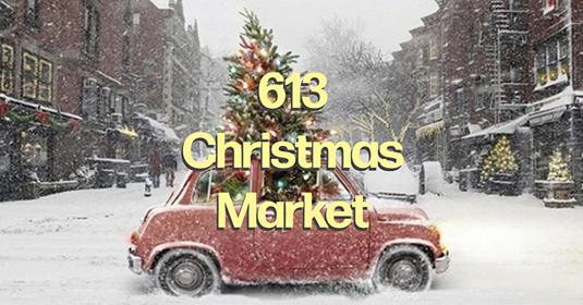 Nov. 30th Christmas Market