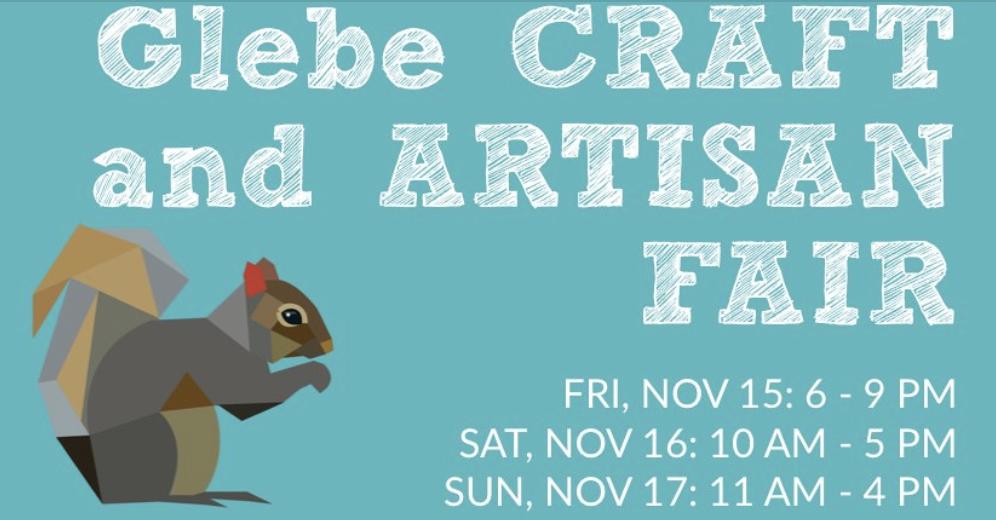 Nov. 15th-17th Craft Fair