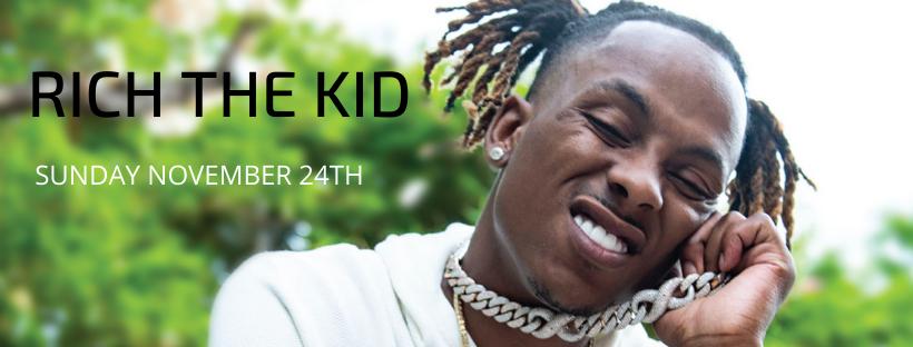 Nov. 24th Rich The Kid