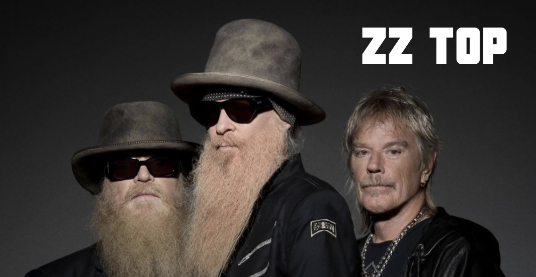 May 16th ZZ Top and Cheap Trick