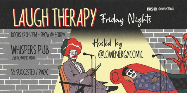 Mar. 27th Laugh Therapy