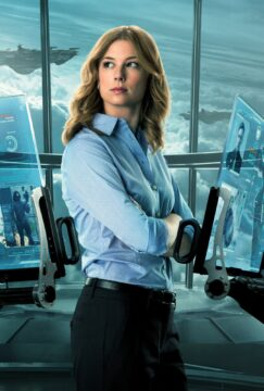 Agent Sharon Carter as she appears in Captain America: The Winter Soldier
